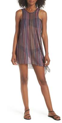 Becca Pierside Knot Cover-Up Dress