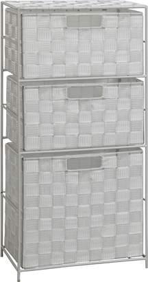 Argos Home Wide 3 Drawer Bathroom Storage Unit
