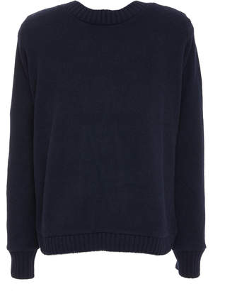 The Elder Statesman M'O Exclusive Cashmere Horizon Painted Redwoods Sweater