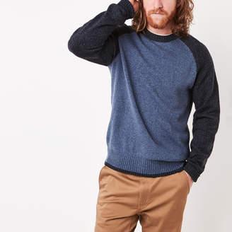 Roots Montclair Raglan Crew Sweater