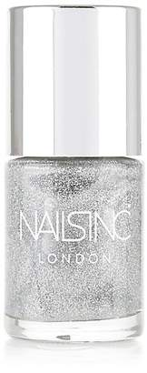 Nails Inc Electric Lane Holographic Top Coat 10ml
