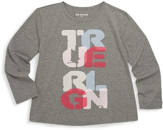 True Religion Little Girl's Graphic Tee