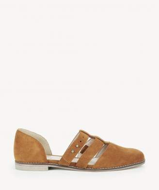 Sole Society Venice Two Piece Flat