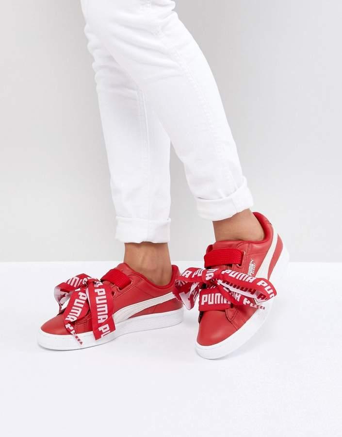 – Basket Heart – Sneaker