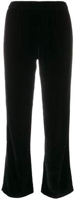 Ermanno Scervino high-waist cropped trousers