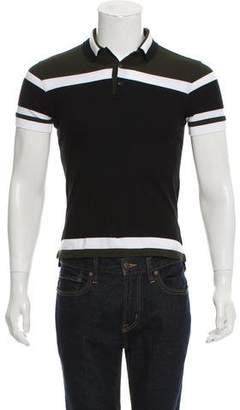 Givenchy Colorblock Polo Shirt