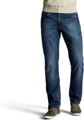 Lee Men's Extreme Motion Stretch Straight Jeans