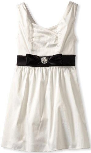 Ruby Rox Girls 7-16 Bow Front Party Dress