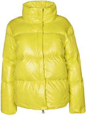 Duvetica High Collar Padded Jacket