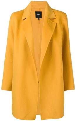 Theory oversized fit coat