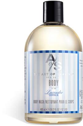 The Art of Shaving Lavender Body Wash, 16 oz./ 480 mL