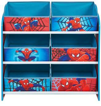 Spiderman Kids' Storage Unit By HelloHome