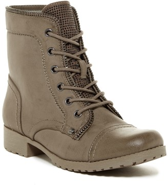 G by GUESS Belva Studded Boot $79 thestylecure.com