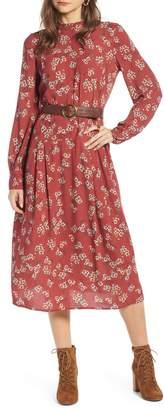 Treasure & Bond Femme Midi Dress