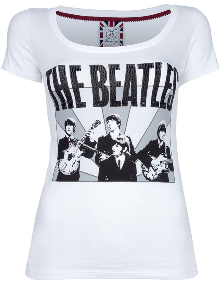 Fix Design 'The Beatles' t-shirt