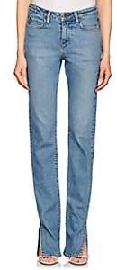 Simon Miller Women's W009 Slim Boot Jeans - Lt. Blue