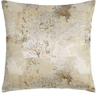 "Aviva Stanoff Estate Pillow, 22""Sq."