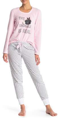 All That Glitters PJ Couture Bunny Pj Set
