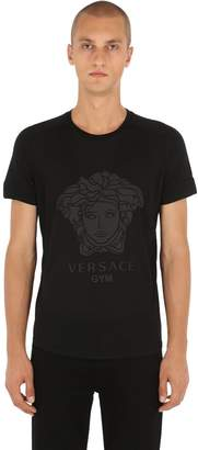 MeDusa Rubberized Modal Jersey T-Shirt