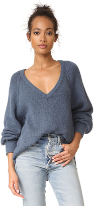 Free People West Coast Pullover $108 thestylecure.com