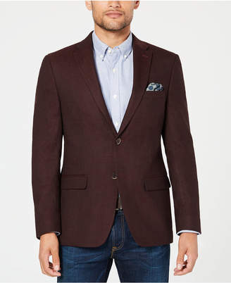 Tommy Hilfiger Men Modern-Fit Th Flex Stretch Sport Coat