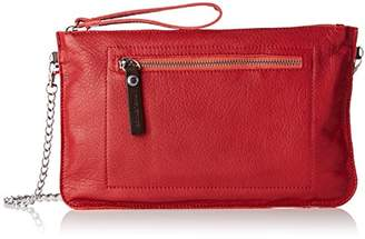 Paquetage Women's Bt Clutch Red Size: