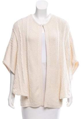 Ella Moss Draped Woven Cardigan w/ Tags