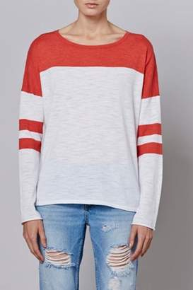 360 Sweater 360Sweater Color Block Sweater
