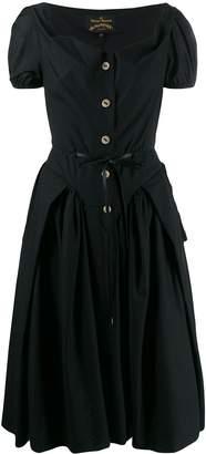 Vivienne Westwood Saturday corset-style dress