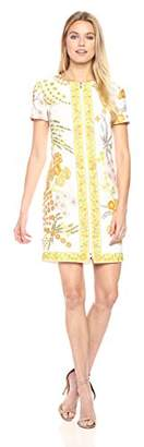 Trina Turk Women's Arboretum Crescent Drive Print Shift Dress