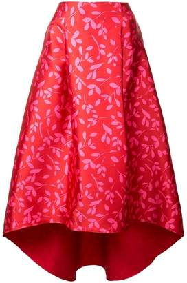 Sachin + Babi Avalon printed skirt