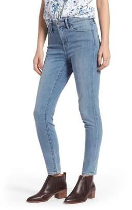 Treasure & Bond Charity High Waist Skinny Jeans (Rain Extra Light Clean)