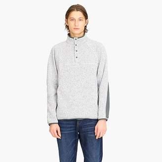 J.Crew Sweater fleece half-zip pullover