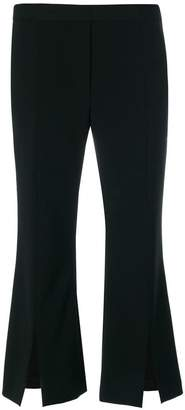 Neil Barrett slit cropped trousers