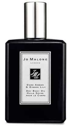 Jo Malone TM) Dark Amber & Ginger Lily Dry Body Oil