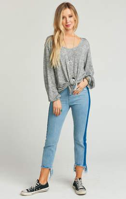 Show Me Your Mumu Keegan Sweater ~ Mountaintop Sweater Knit