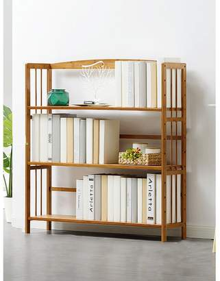 Yousheng Simple Racks Multi-floor Dormitory Storage Storage Shelves Bookcases ( Size : )