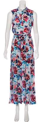 Mary Katrantzou Silk Printed Dress w/ Tags
