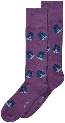 Alfani AlfaTech by Men's Assorted Origami Dress Socks
