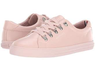 e5b55f223 Tommy Hilfiger Pink Women s Sneakers - ShopStyle
