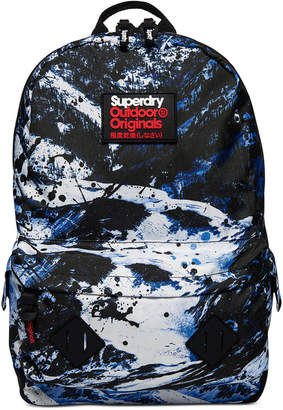 Superdry Men's Alpine Mountain Printed Backpack