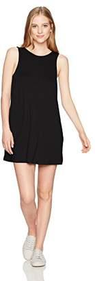 RVCA Women's Tempted High Neck Swing Dress