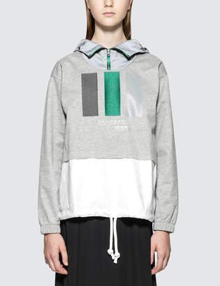 adidas EQT Hooded Pullover Windbreaker