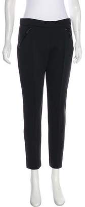 Christopher Kane Mid-Rise Skinny Pants