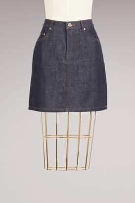 a78a0678d4 A.P.C. Standard Skirt