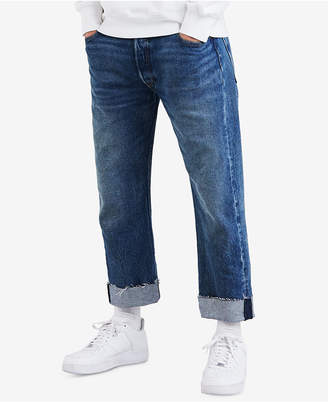 Levi's 501 Men's Original Custom Pleat Pants
