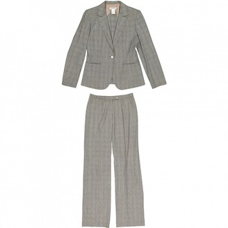 Georges Rech Grey Wool Jacket for Women Vintage