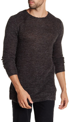 Lindbergh Long Sleeve Knit Sweater $107.50 thestylecure.com