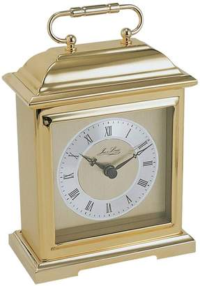Westminster Woodford Unisex Chime Quartz Carriage Clock