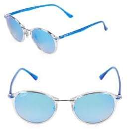 Ray-Ban 49MM Round II Light Ray Sunglasses